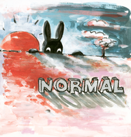The New Normal (Prints available) by Harry Bunce