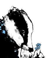 Forget-me-not by Harry Bunce