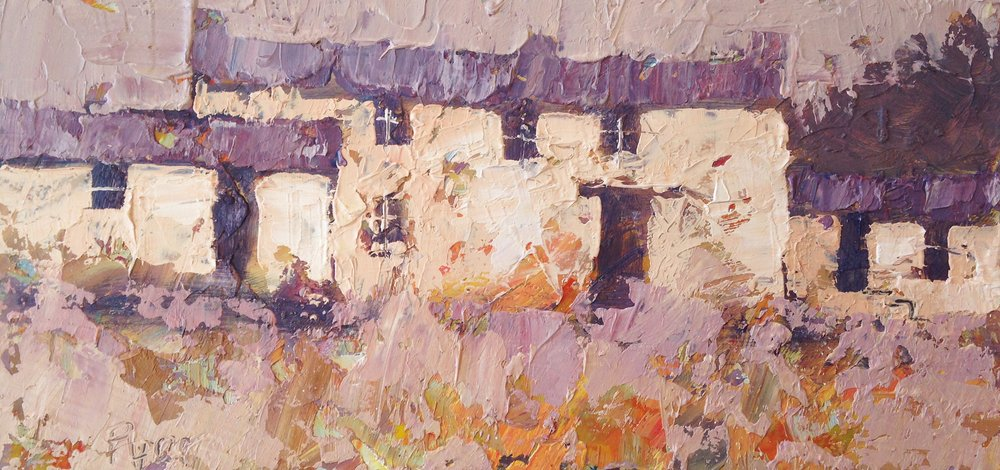 Lichen Cottage by John Piper