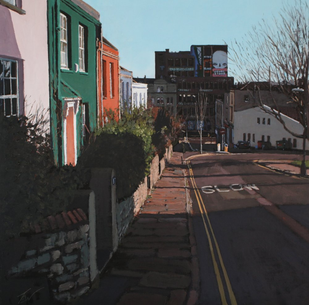 Nine Tree Hill, Bristol by Tom White.