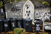 No Rubbish by Tom White