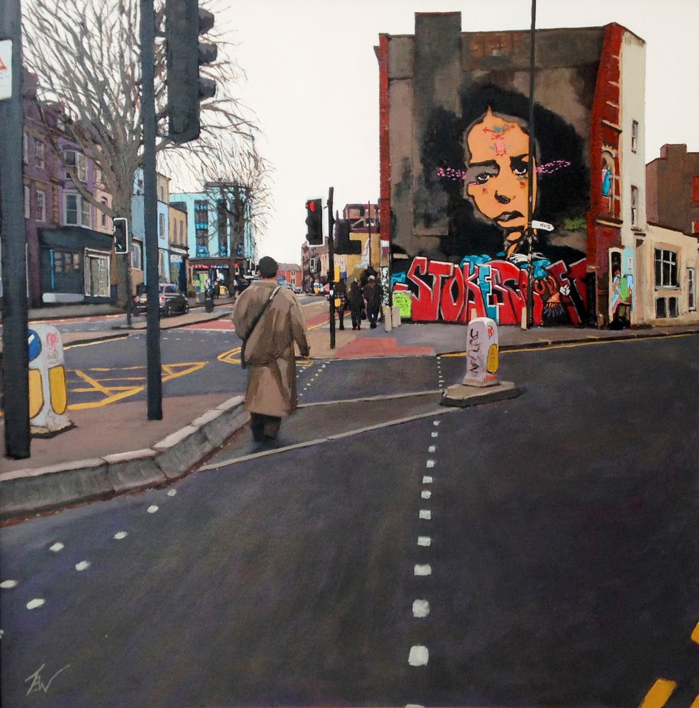Stokes Croft by Tom White